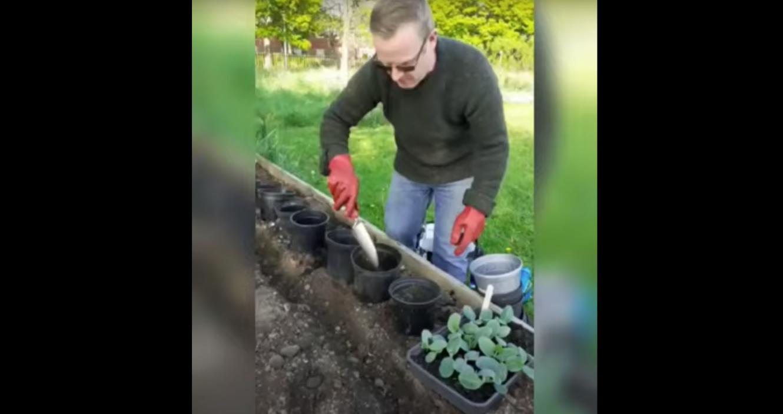 Make a Flower Basket! Part One 10