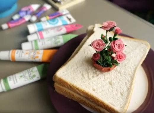 Digital Culture Hub - Shuhana: Recycled Bread Dough Art