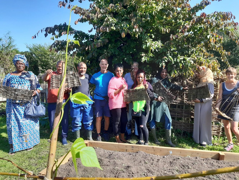 Gardening Journal - Willow Weaving Workshops
